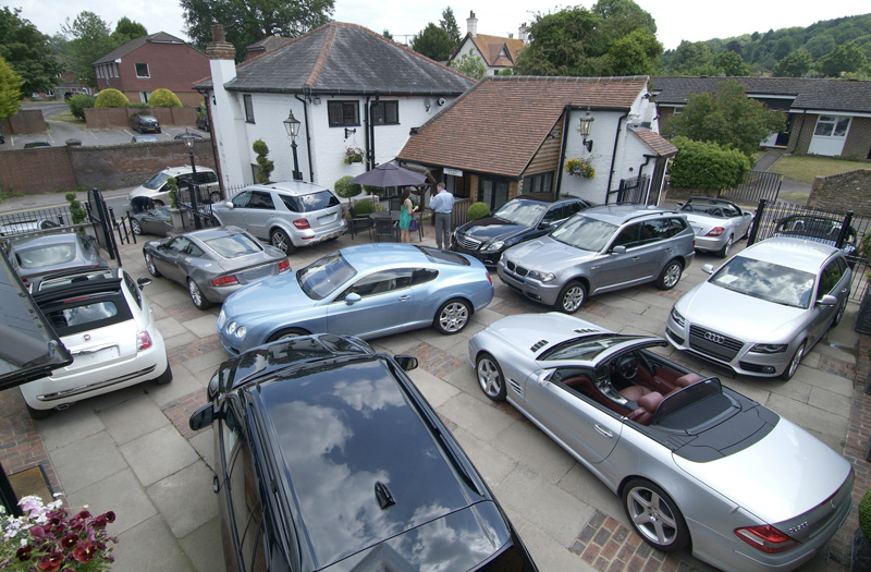 Showroom For Startech At Bramley Surrey